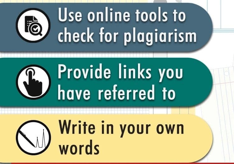 How to effectively avoid plagiarism Avoiding plagiarism Tips to avoid plagiarism