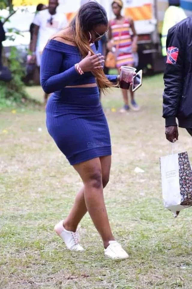 Uganda ladies parade their assets in style at the 2018 Nyege Nyege festival