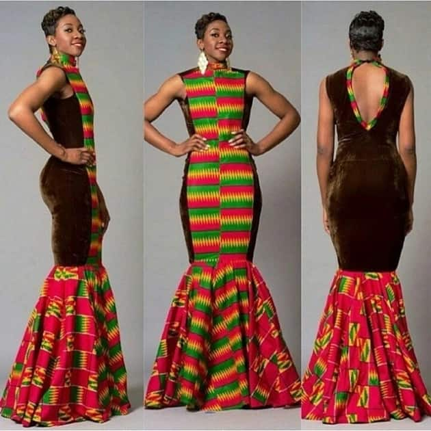 01b8f7a095df The best collection of African dresses 2018 ▷ Tuko.co.ke