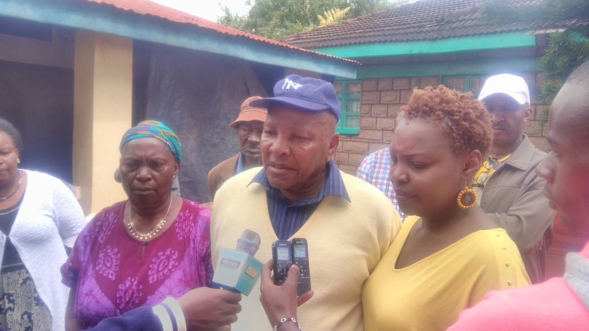 Murang'a family offers KSh 1 million reward in effort to find missing son