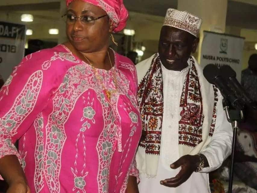 MP Aisha Jumwa says she is supporting DP Ruto because Raila allowed it