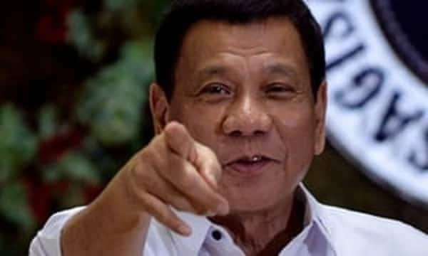 Philippines President says God is stupid