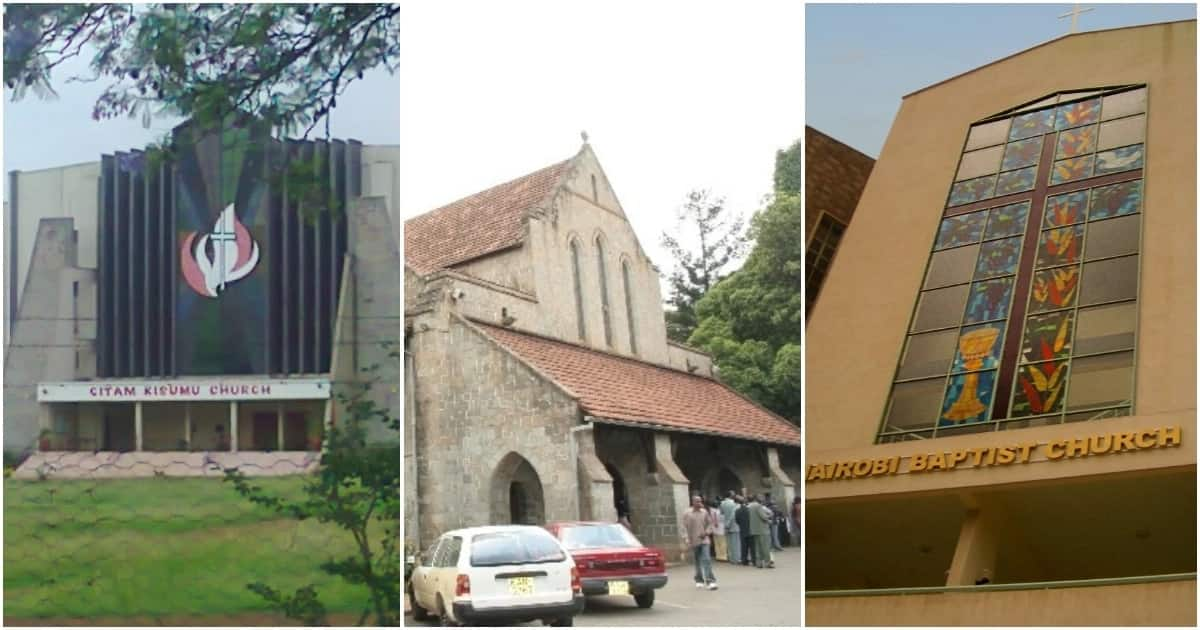 List of top 5 richest churches in Kenya and how they make billions
