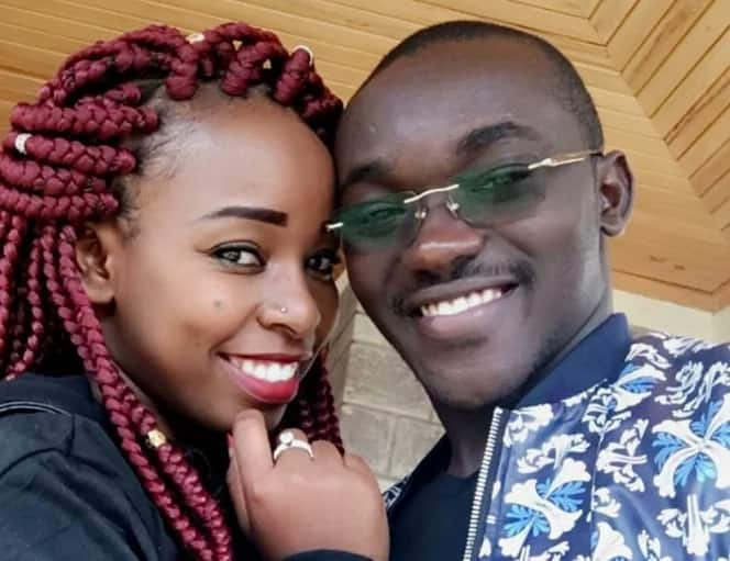 Mike Sonko's ex son-in-law shows off his new catch after breaking up with Sonko's daughter
