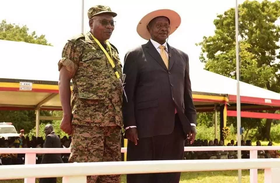 Police bond and bail for suspected killers should be banned - Museveni
