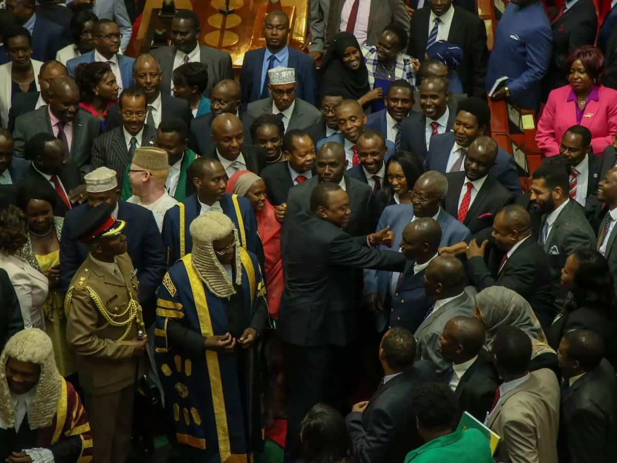 Apology is not enough, pay post-election victims first - MP tells Uhuru
