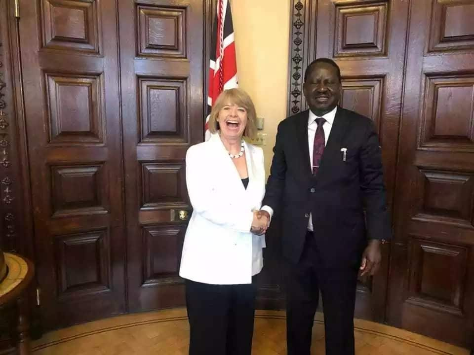 Raila Odinga has been spreading lies in London Universities - Miguna