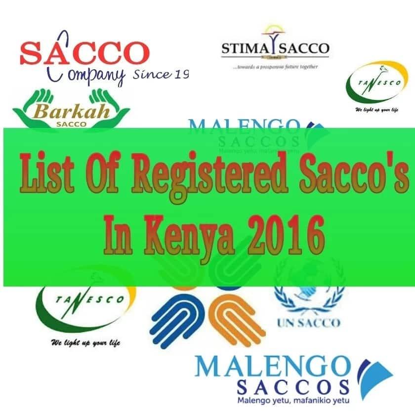 SACCOS in Nairobi