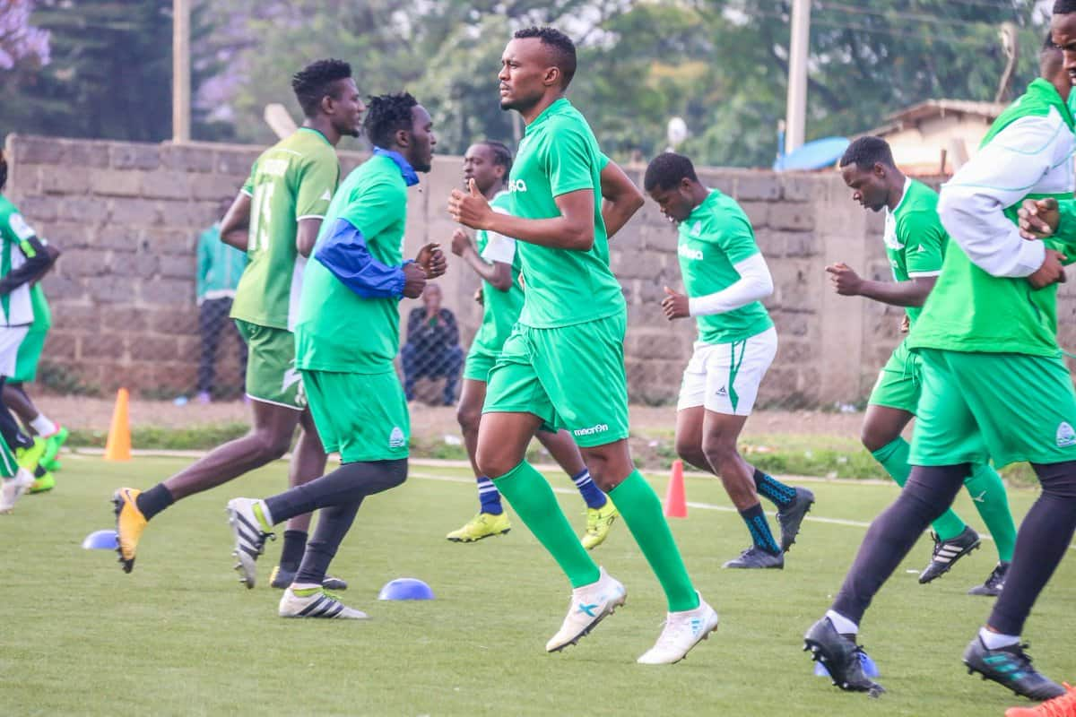 Gor Mahia striker Jacques Tuyisenge set to miss Everton clash
