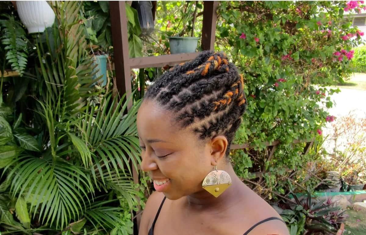 Best dreadlocks hairstyles for medium length