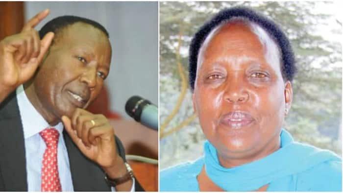 Mjane wa Joseph Nkaissery 'alitabiri' kifo cha bwanake? Asimulia kilichotendeka