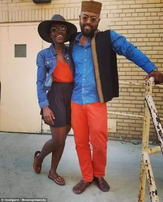 Who is Lupita Nyong'o's boyfriend