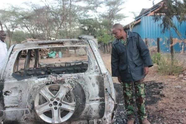 MCA shot dead at petrol station