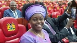 MP Millie Odhiambo exposes another man for sliding into her DM