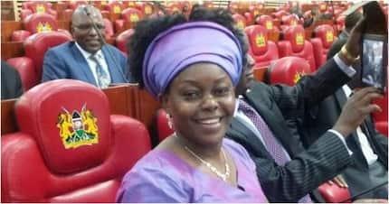 Wabunge watazidi kuitisha nyongeza ya mshahara kwa sababu wamekuwa kama ATM – Millie Odhiambo
