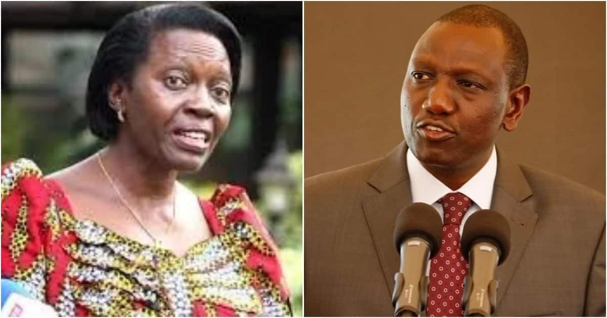 Sitamuunga mkono William Ruto 2022- Martha Karua adai