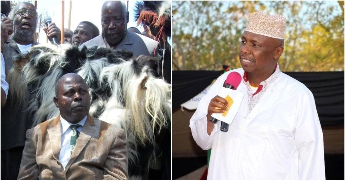 Meru elders declare support for Gideon Moi's 2022 presidential bid