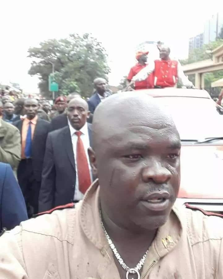 Mwandani wa Uhuru Billy Arocho anaswa akimwitisha Mchina hongo ya KSh 300,000
