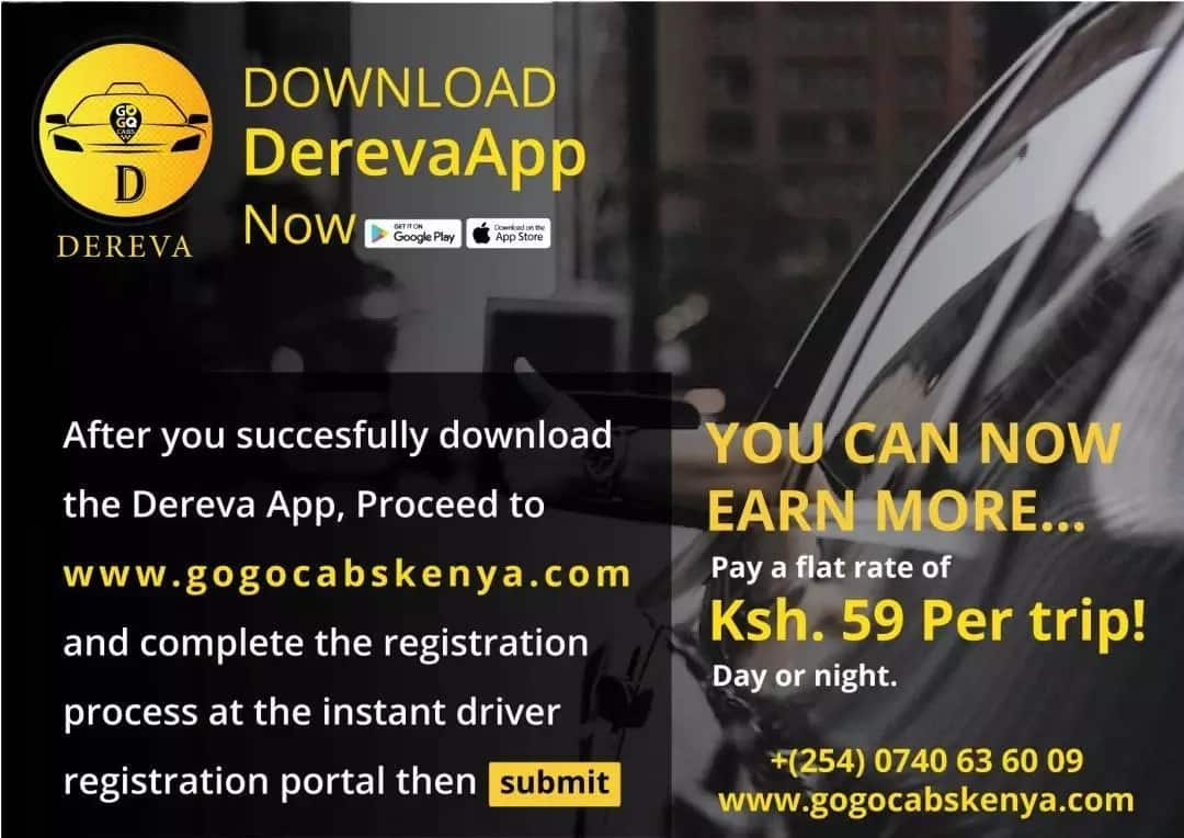 This local Kenyan cab company is sending Uber, Taxify and Little cab