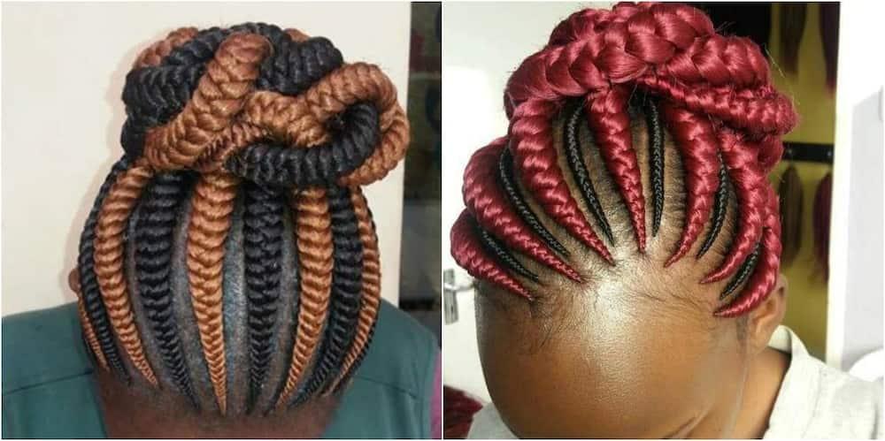 Current Kenyan hairstyles