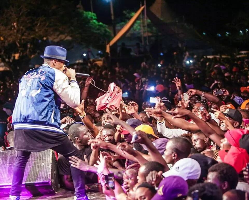 Diamond Platnumz tricked in Mombasa to curtain raise for his bitter rival, Ali Kiba