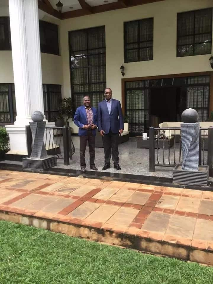 City lawyer shares photos of Kidero's house