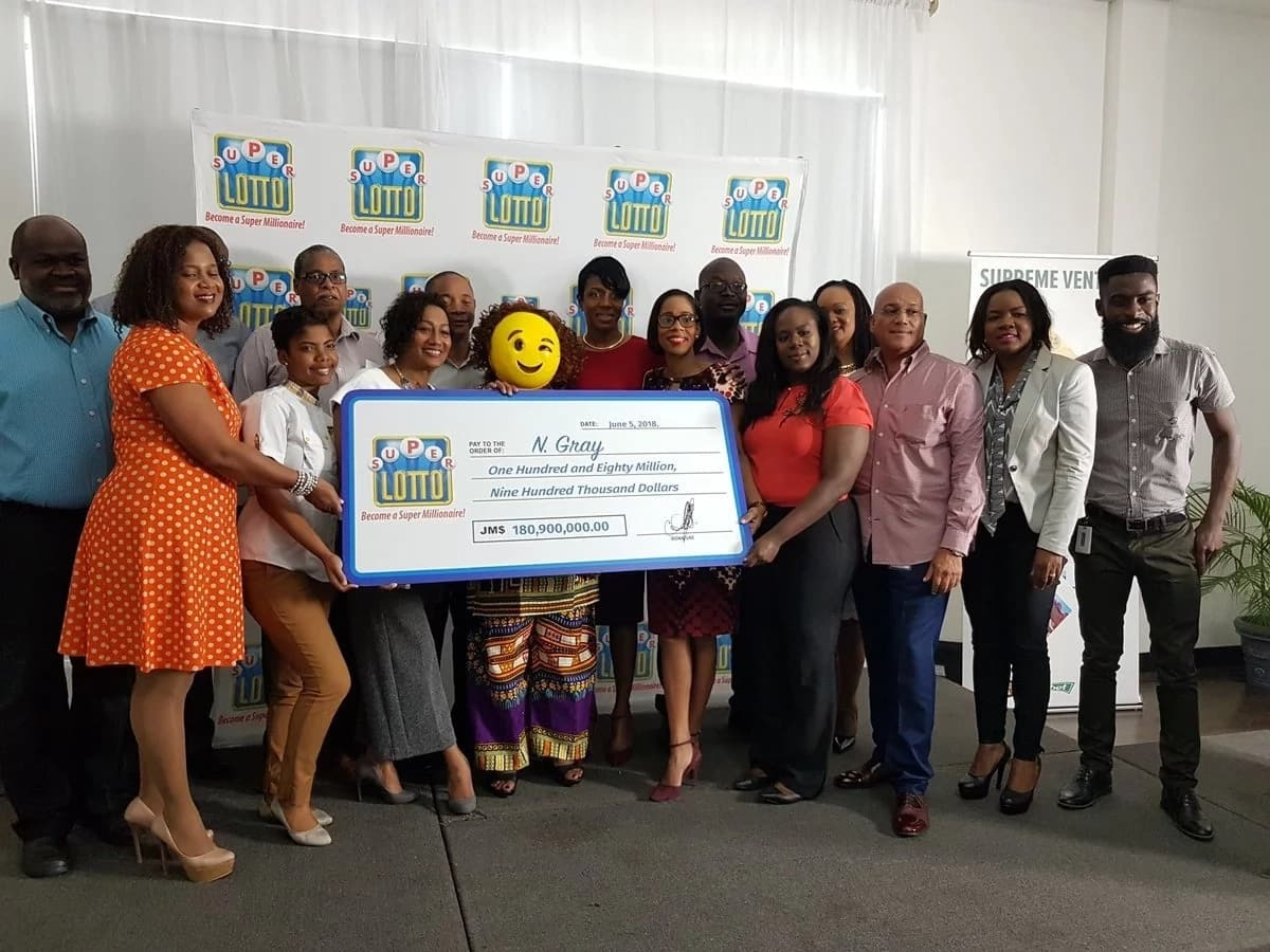 Lucky woman hides behind emoji mask after scooping KSh 141 million jackpot
