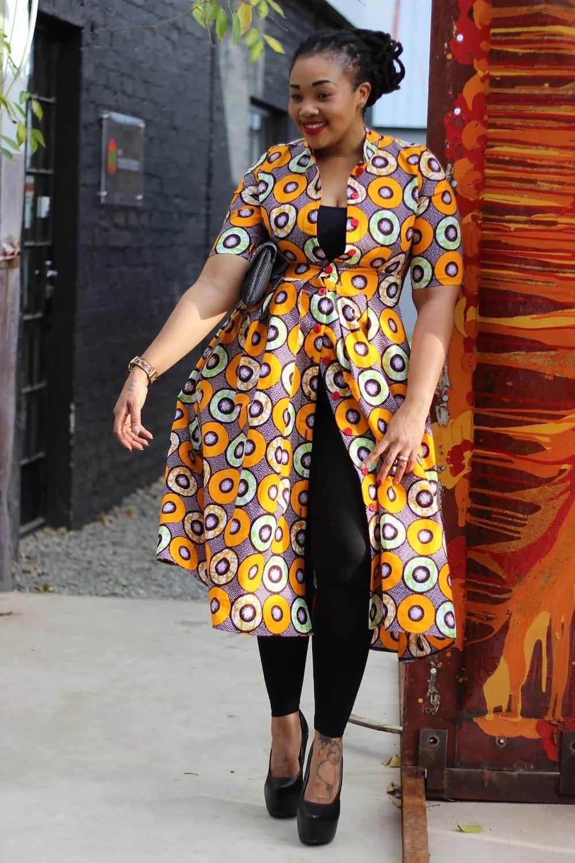 African Kitenge Designs For Plus Size Ladies Tuko Co Ke
