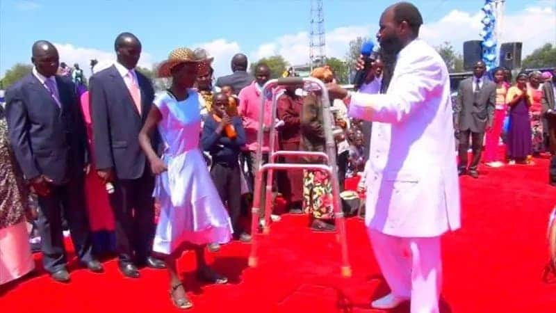 Atheist in Kenya ask Uhuru to have Prophet Owuor arrested