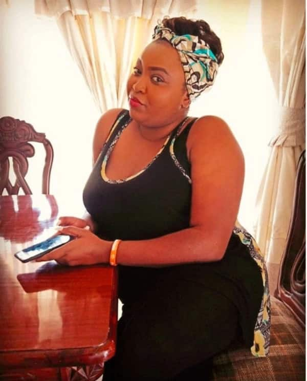 16 sizzling hot photos of Mother-In-Law actress Maggie Elle which prove big is beautiful