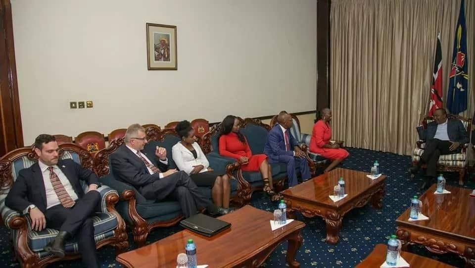 Uhuru's appeal to first Kenyan to be elected Australian Senator