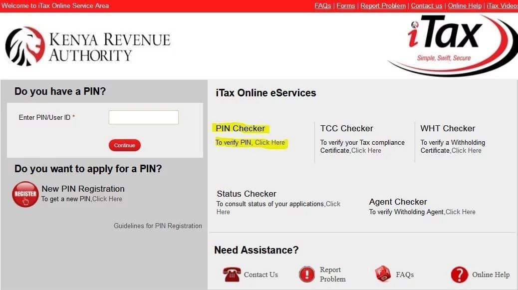 How to KRA PIN Search Using ID Number in Kenya? ▷ Tuko co ke