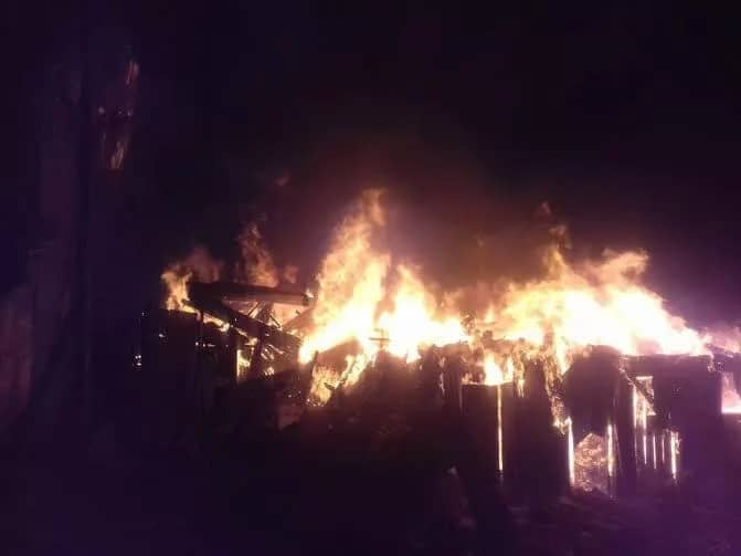 Househelp burns boss to death in Eldoret