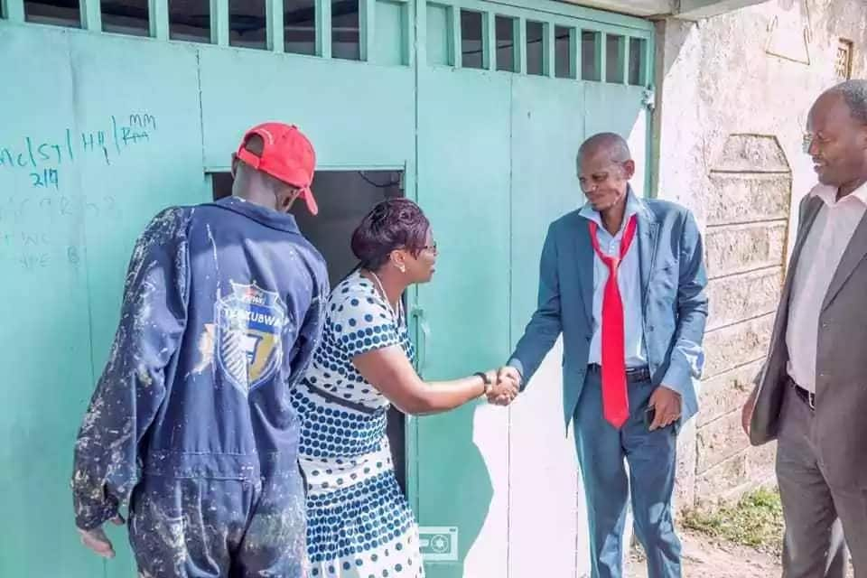 Famous Githeri man admitted to rehab upon Uhuru's directive