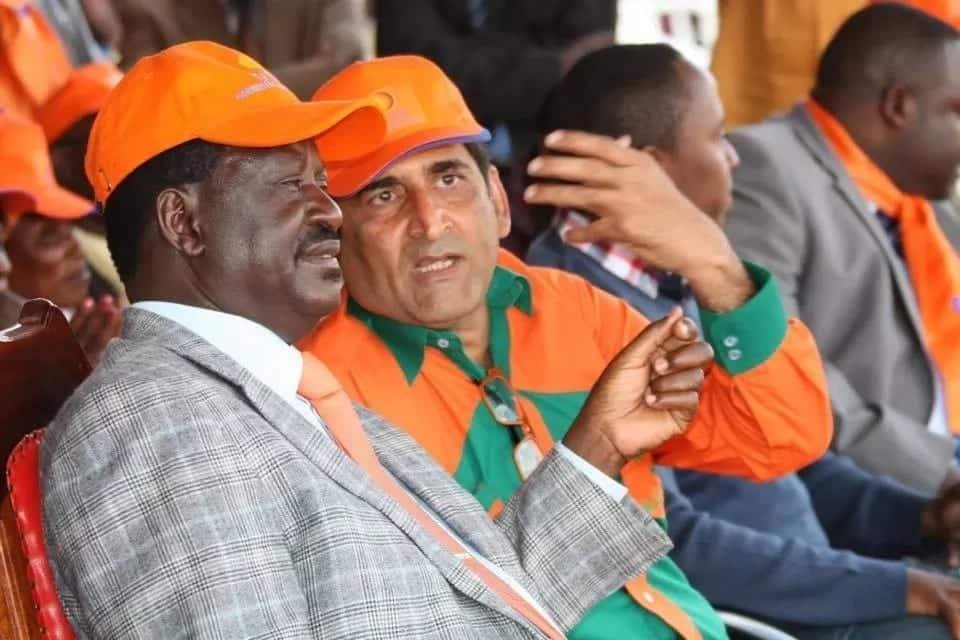 Mahakama ya rufaa yatupilia mbali ushindi wa mbunge we Embakasi Kusini Julius Mawathe