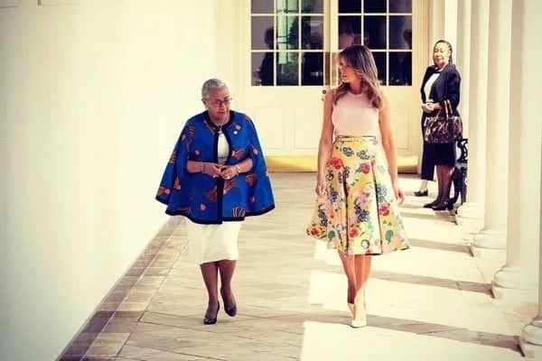 US First Lady Melania Trump set for October 2018 visit to Kenya