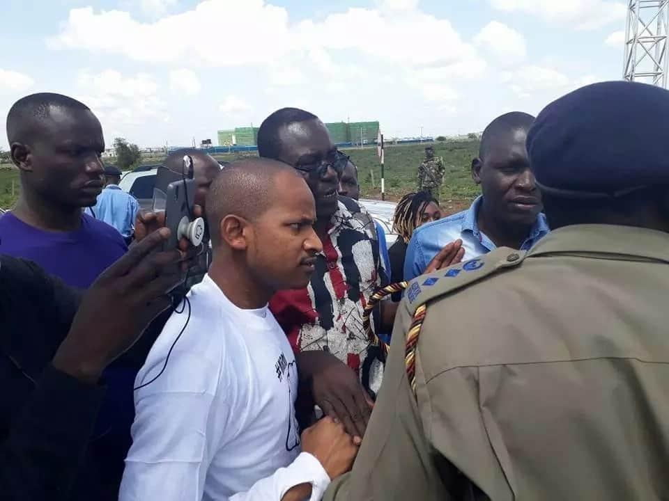 Babu Owino arrested en route to Kibra rally