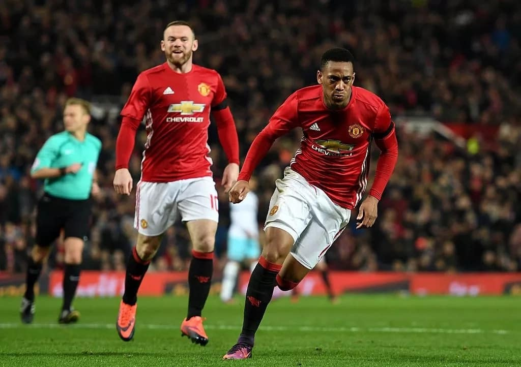 Anthony Martial wants out of Manchester United