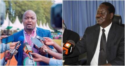 Moses Kuria backs Raila's call for referendum, wants it conducted alongside 2022 General Election