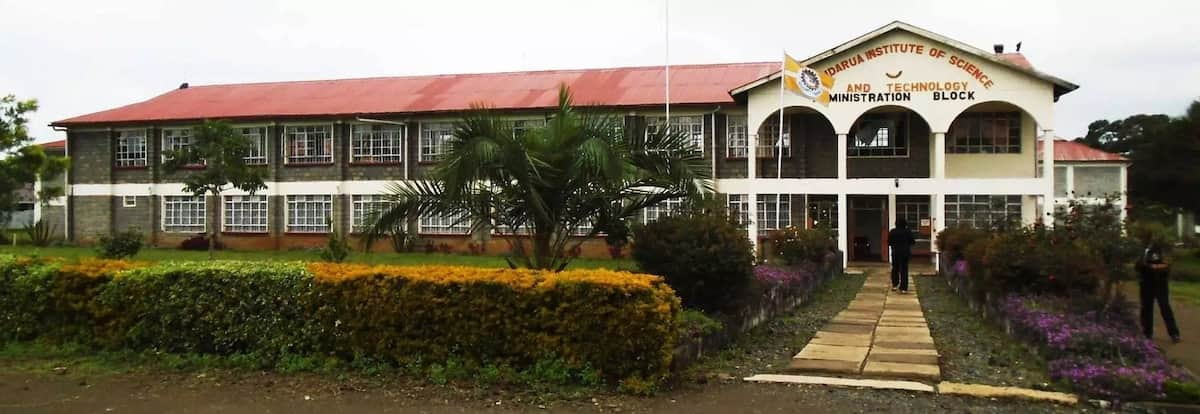 nyandarua institute of science and technology  nyandarua institute of science and technology fee structure courses offered at nyandarua institute of science and technology
