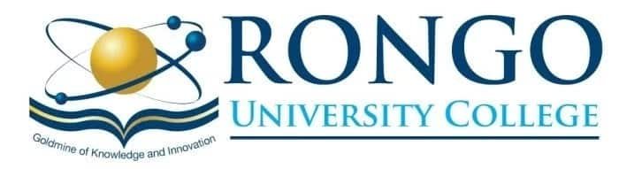Rongo University fee structure