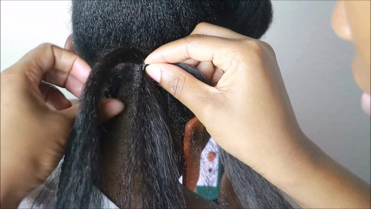 How to do box braids- procedure