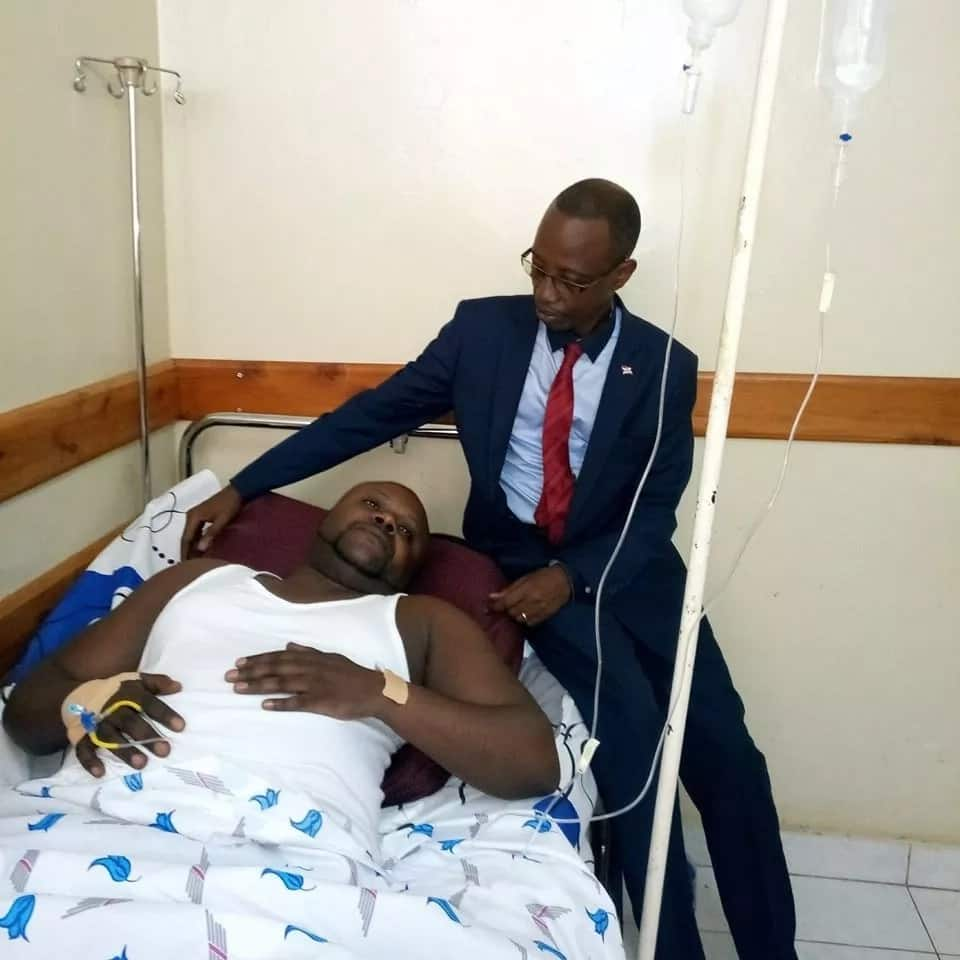 Gospel musician Kidum narrowly escapes death after being poisoned