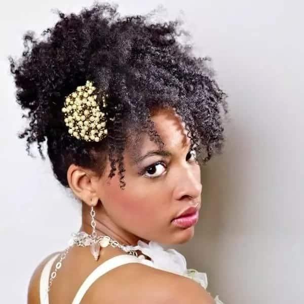 Wedding Hairstyles In Nigeria: Latest Best Wedding Hairstyles In Kenya And Nigeria