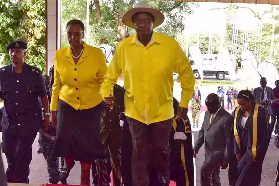 Dhamana ya polisi kwa washukiwa wa mauaji yastahili kuharamishwa – Museveni