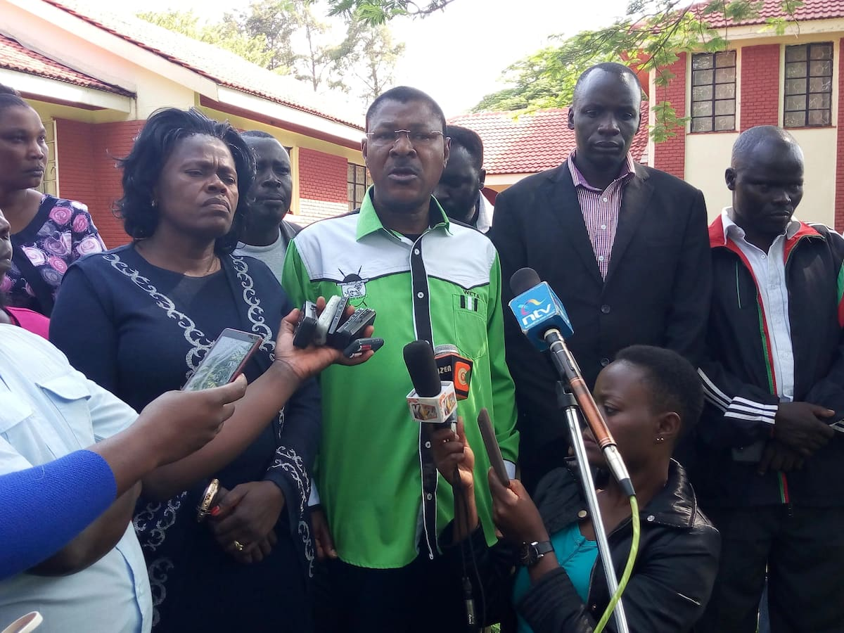 Wetang'ula demands explanation from Raila over secret meeting with Uhuru