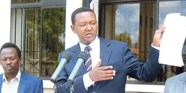 DPP Haji clears Machakos Governor Alfred Mutua over purchase of luxury vehicles