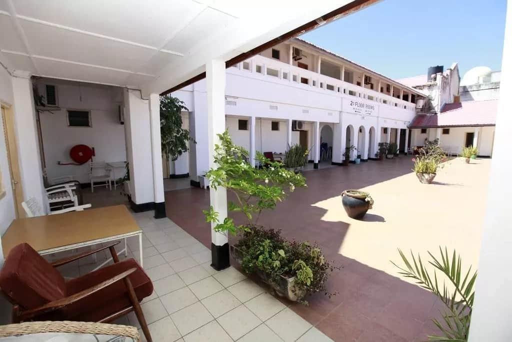 5 star hotels in Mombasa