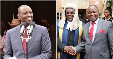 Two Opposition MPs sharply differ over support for Ruto's 2022 presidential bid
