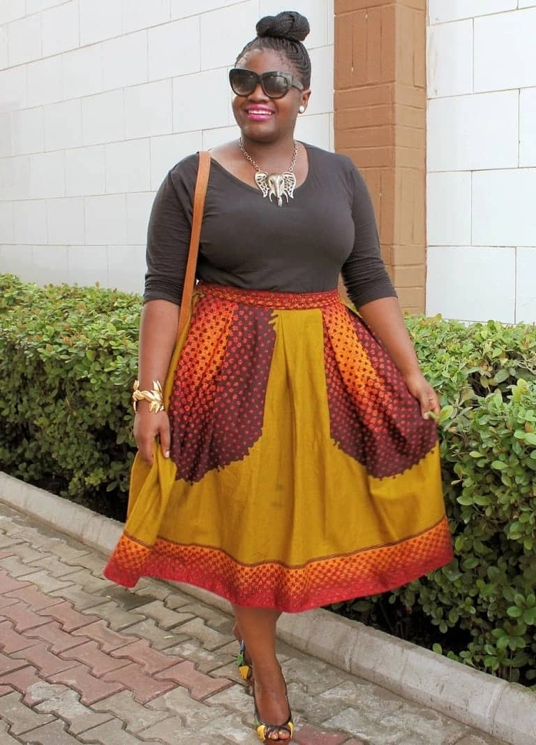 african print flare dresses, african print round dresses, african print nice dresses
